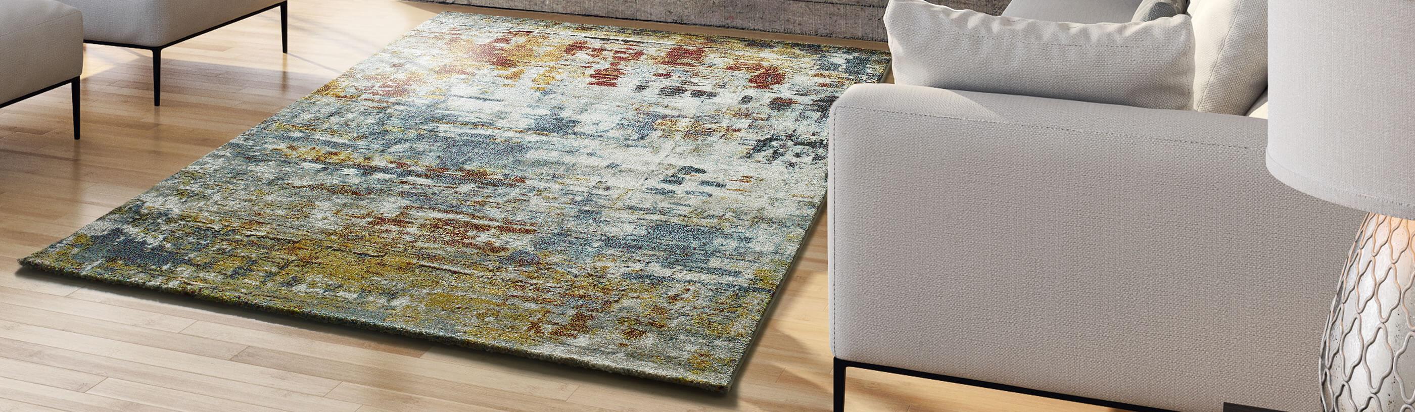 Tamaños de alfombras para el salón y comedor