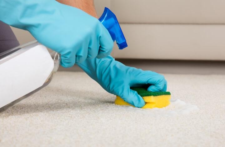 Limpieza a fondo de alfombras