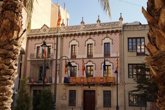 Ciudad de la Alfombra, Crevillente