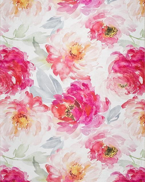 Alfombra con motivos Florales Bouquet 91 Multi