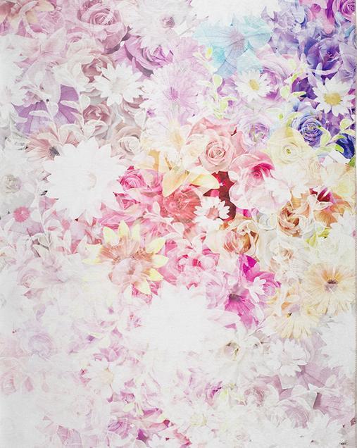 Alfombra con motivos Florales Bouquet 93 Multi