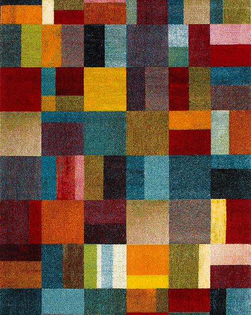 Alfombra Patchwork Colors 21526 Multi