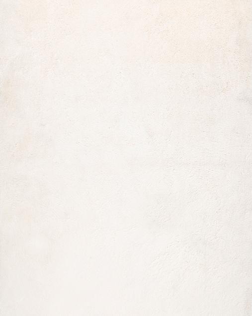 Alfombra Shaggy de pelo largo en color liso Crash LISO Blanco