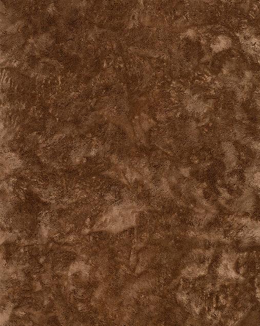 Alfombra Shaggy de pelo largo en color liso Crash LISO Marron