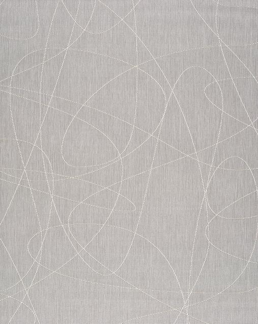 Alfombra Abstracta Indoor-Outdoor Hibis 256 Gris