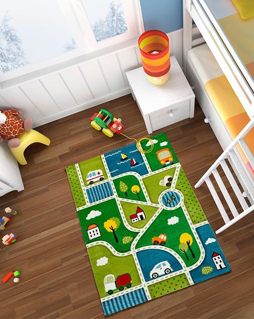 Alfombra con motivos Naturales Toys 24193 Multi